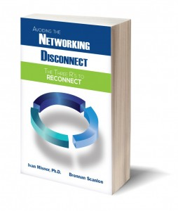 Avoiding Networking Disconnect Book Cover