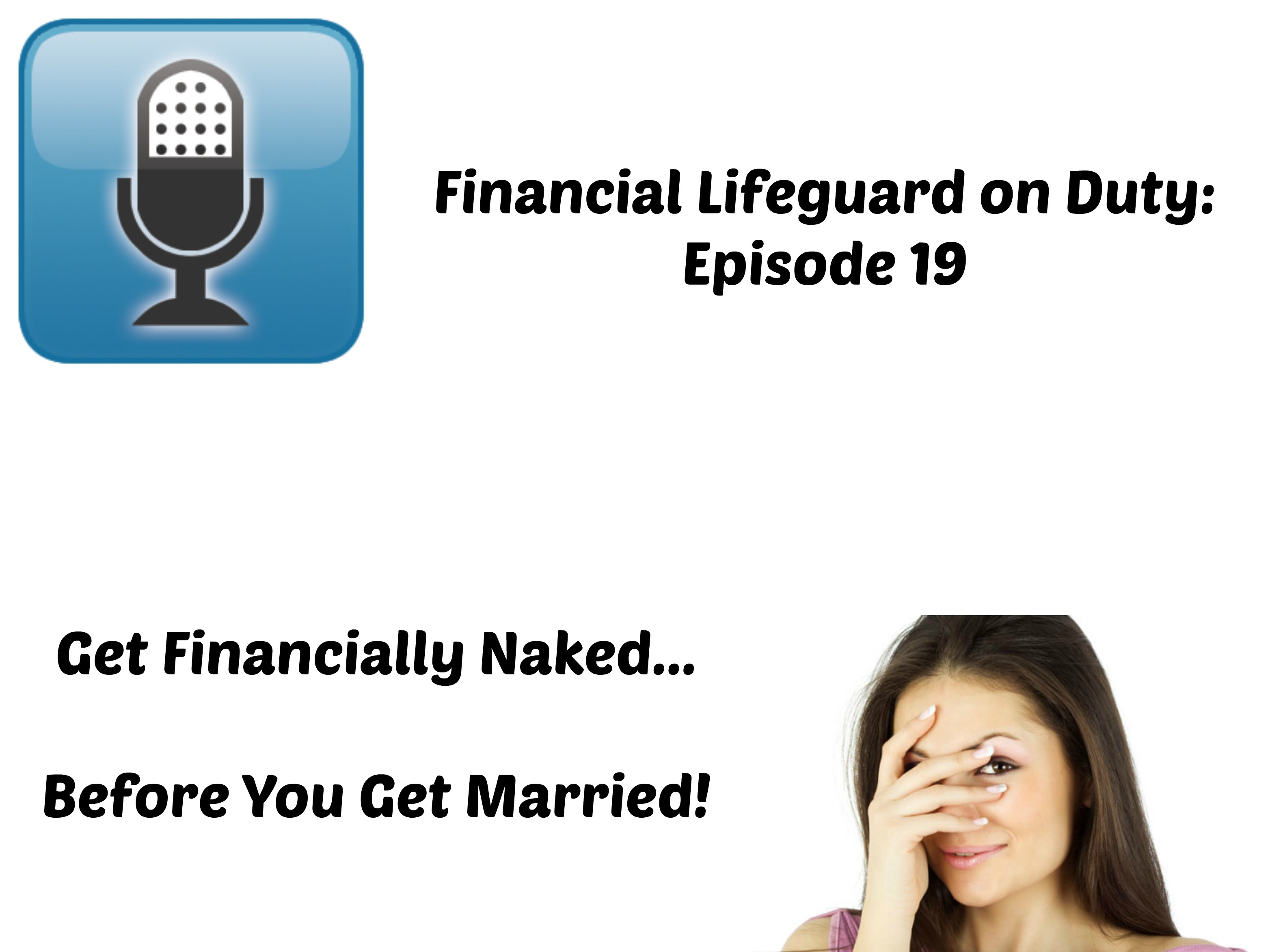 financially naked, financial lifeguard