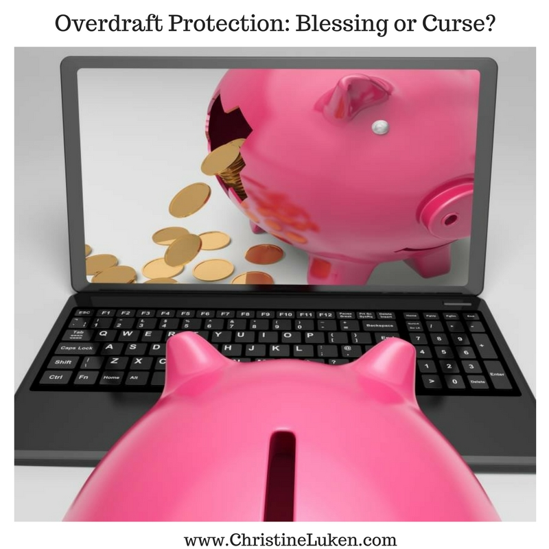 overdraft protection, Christine Luken, Financial Lifeguard