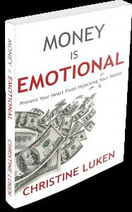 Money is Emotional Book HR