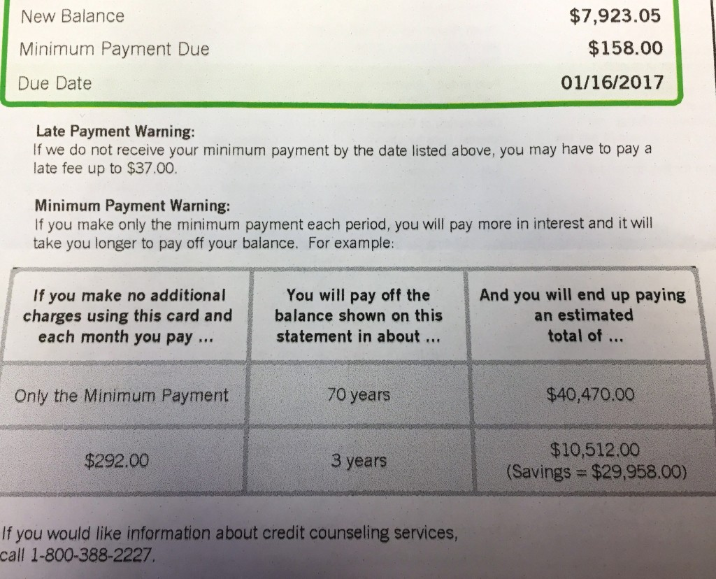 minimum-payments-life-sentence