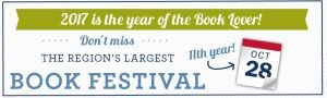 Books By the Banks 2017 Save the Date