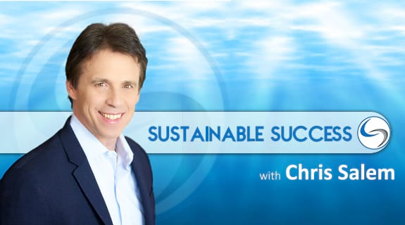 sustainable success, chris salem