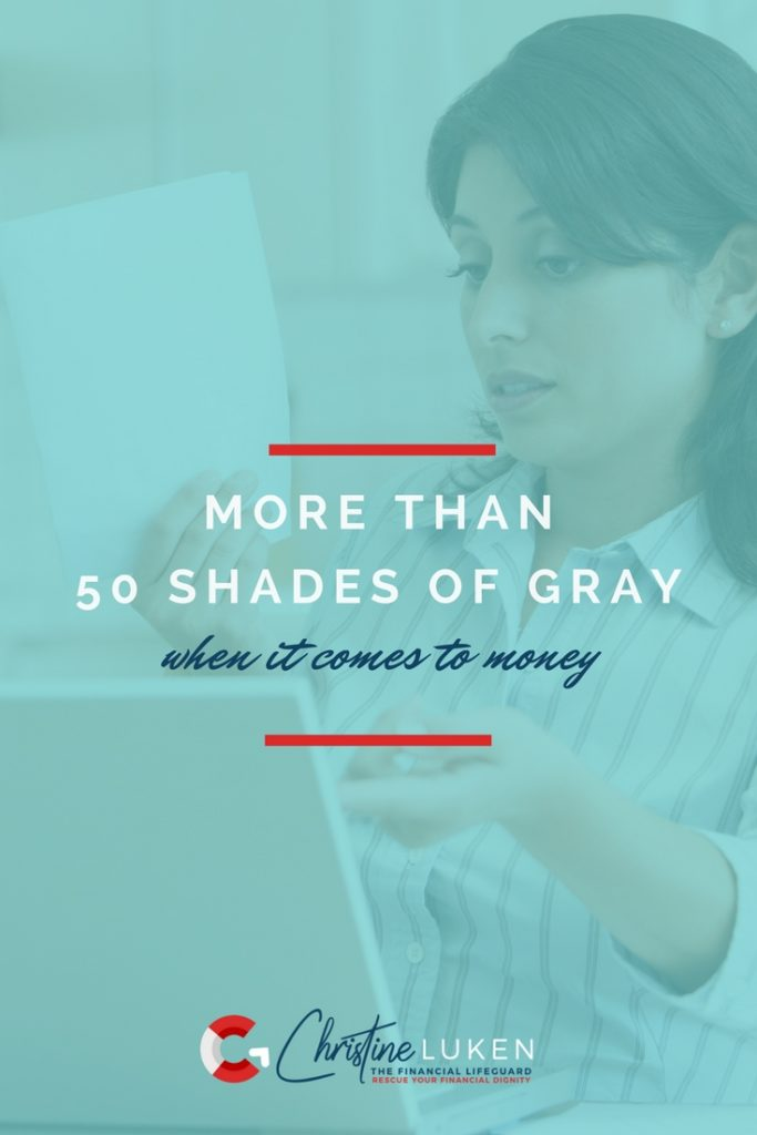 More Than Fifty Shades of Gray