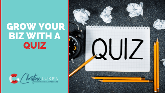 Grow Your Biz with a Quiz