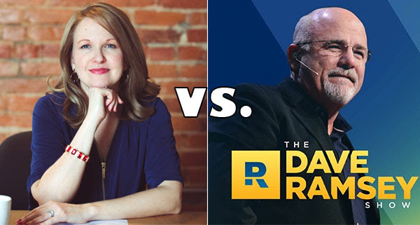 christine luken, dave ramsey is wrong