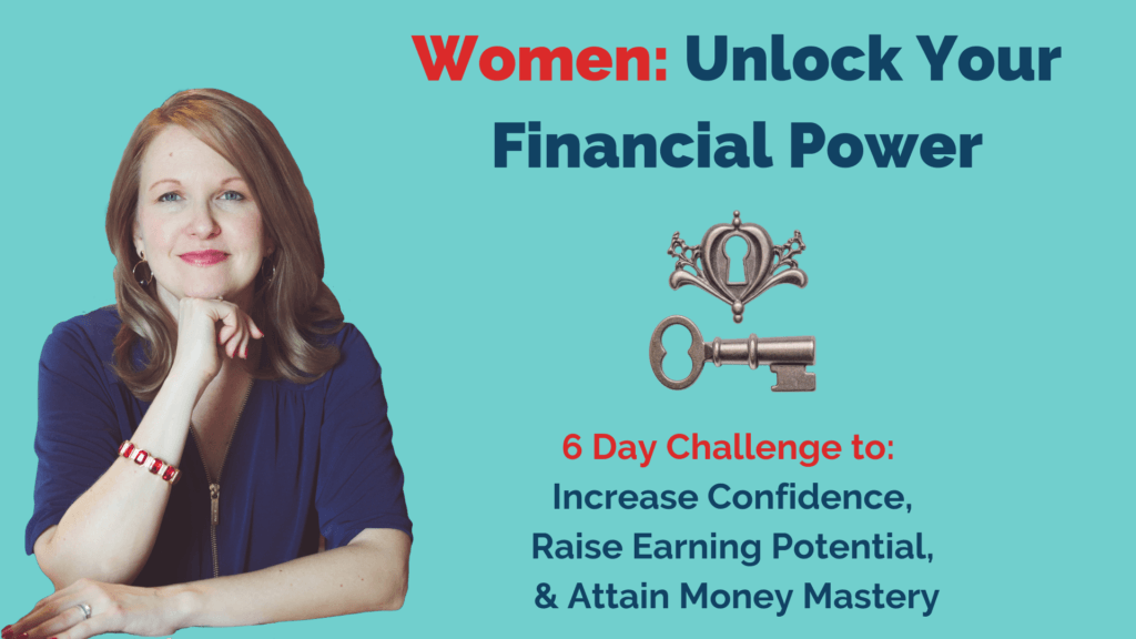 women unlock your financial Power