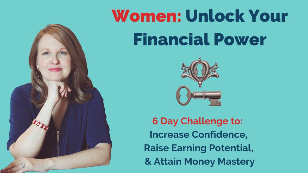 women unlock your financial Power