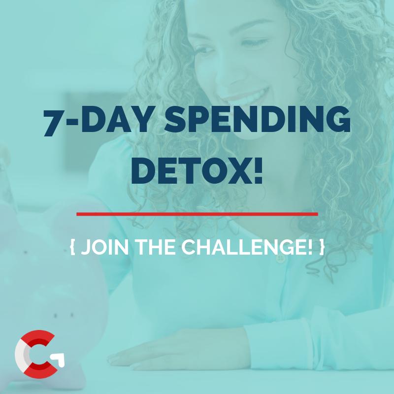 7 Day Spending Detox