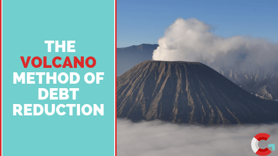 volcano method of debt reduction