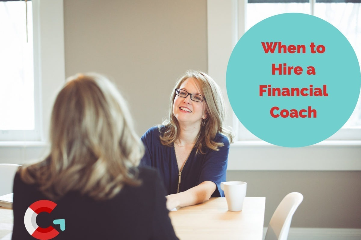 When to hire a financial coach