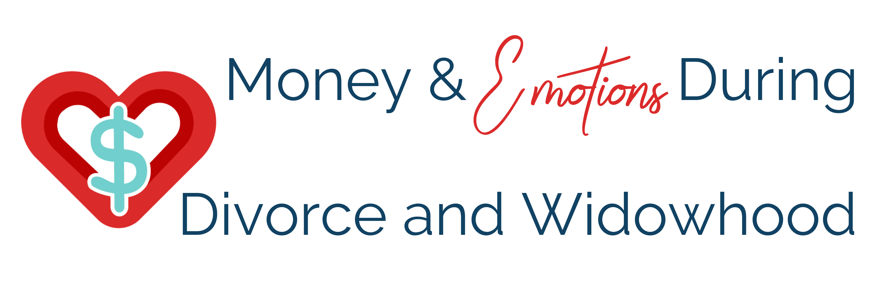 Money and Emotions During Divorce and Widowhood