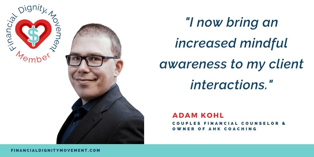 Adam Kol testimonial