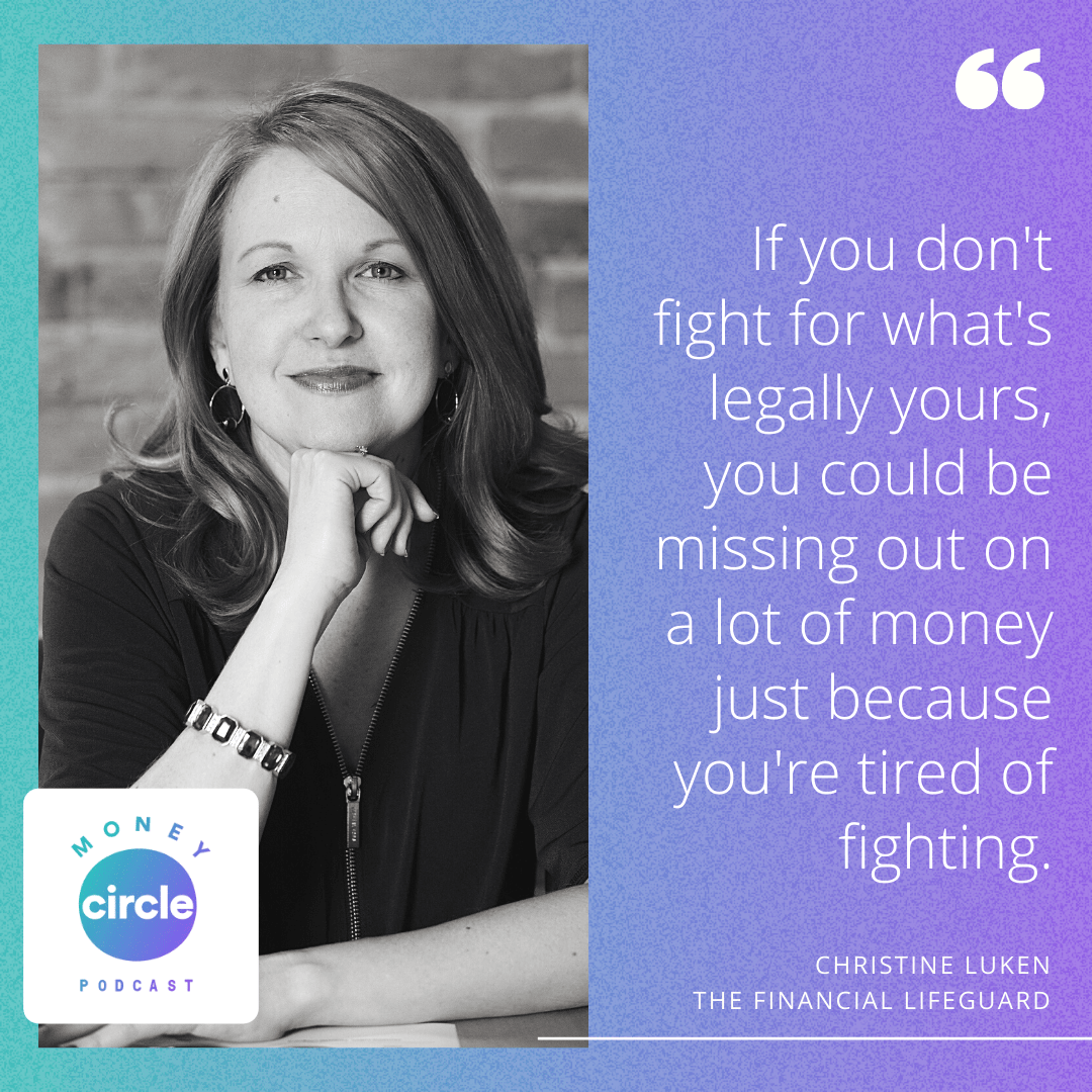 financially surviving divorce christine luken podcast